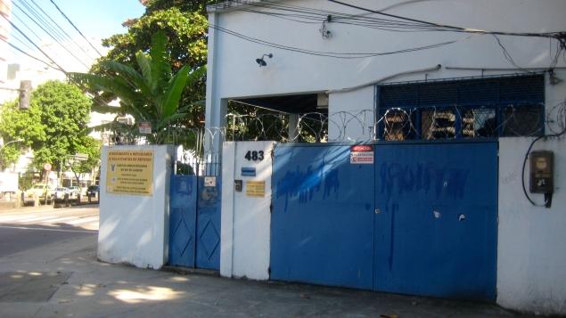 Refugee Center, Rio de Janeiro, Brazil - 2013